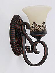 60 E26/E27 Модерн Электропокрытие Особенность for Светодиодная лампа,Рассеянный настенный светильник