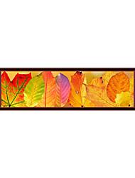 Botanický motiv Módní Krajina Samolepky na zeď Samolepky na stěnu 3D samolepky na zeď Ozdobné samolepky na zeď,Vinyl MateriálHome