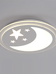 220 to 240V Dimmable Led Ceiling Light Modern/Contemporary Bedroom  Study Room/Office Kids Room
