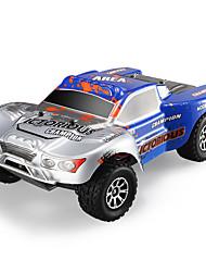 WL Toys A969-B Passeggino 1:18 Elettrico con spazzola Auto RC 70 2.4G Pronto all'uso 1 manuale x 1 x caricabatterie 1 x RC Car