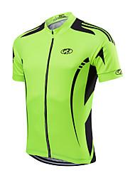 fastcute Veste de Cyclisme Vélo Veste Chemise Shirt Survêtement Maillot Maillot + Short/Maillot+Cuissard PolyesterCyclisme/Vélo Ski de