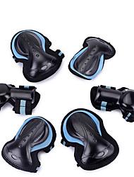 Infantil Material de Protecção Respirável Facilita a dor Skate