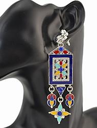 Mujer Pendientes colgantesDiseño Básico Diseño Único Colgante Geométrico Amistad Euramerican Turco Gótico joyería película Joyería de