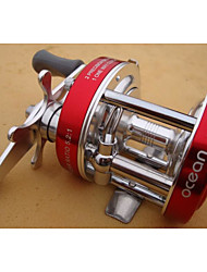 Fishing Reel Bearing Baitcast Reels 5:1 8 Ball Bearings Exchangable Sea Fishing Fly Fishing Freshwater Fishing Lure Fishing General