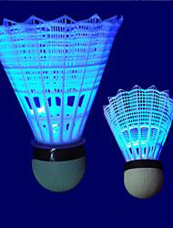 2pcs Legere Sport Badminton LED-Lampen LED Licht LED Licht Leichtes Material für Kork