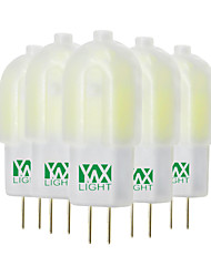 3W Luminárias de LED  Duplo-Pin T 30 SMD 2835 200-300 lm Branco Quente Branco Frio Branco Natural Decorativa AC 220-240 V 5 pçs