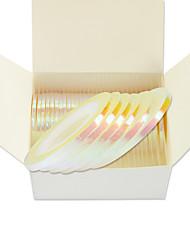 1#=100,2#=50,3#=30 Стикер искусства ногтя Блеск Блестящие Компоненты для самостоятельного изготовления макияж КосметическиеНогтевой