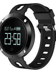 Mulheres Homens Relógio Esportivo Relógio Inteligente Relogio digital Chinês DigitalLED sensível ao toque Impermeável Monitor de