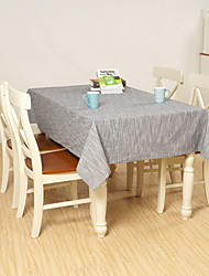 Japanese-style Simple Modern Cotton And Linen Table Cloth 70*70cm