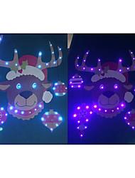 Dog Hoodie Dog Clothes Christmas Reindeer Jade