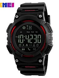 SKMEI Homme Montre de Sport Smart Watch Japonais Numérique Calendrier Etanche penggera Noctilumineux Podomètre Tracker de Fitness
