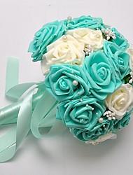 Свадебные цветы Букеты Свадебное белье 23 см