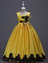 Girl's Galaxy Dress,Cotton Polyester Summer Sleeveless