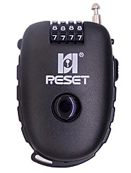 RESET RST-018 Password Unlocked 4 Digit Password Luggage Lock Dial Lock  Password Lock