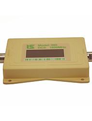 Amplificador móvil de la señal del teléfono celular del aumentador de presión de la señal de los dcs 1800mhz