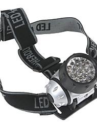 21 LED Bulbs Headlight Mini Night Head Light Lamp Waterproof Headlamp For Hiking Camping Fishing