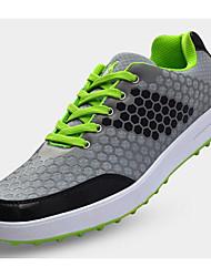 Chaussures de Golf Homme Golf Confortable Pour tous les jours Des sports Sport extérieur Utilisation Exercice Sport de détenteStyle