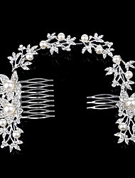 The Pearl Flower Long Type Comb