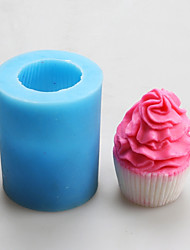 Cake Shape Soap Mold Candle Mold DIY Silicone Fondant Mold Resin DIY Food Grade Silicone Mold