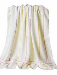 Bath Towel,Stripe High Quality 100% Cotton Towel
