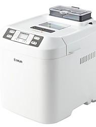 Máquinas Para Fazer Pão Torradeira Utensílios de Cozinha Inovadores 220VSaúde Multifunções Fofo Baixo Ruido Luz de indicador de