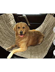 Dog Car Seat CoversWaterproof Deluxe Back Seat Hammock Booster ProtectorSeat Cover for Dogs