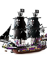 Bausteine Für Geschenk Bausteine Schiff 6 Jahre alt und höher Spielzeuge