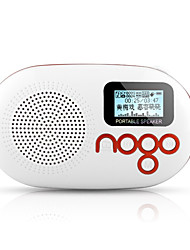 NOGO Q12 Radio Portable Card Mini Speaker Mini Stereo