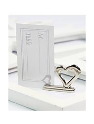 Cartões do lugar Portadores de Cartão de lugar Lembrancinhas Práticas Bases para Copos Presentes Decoração de Casamento Original Mão