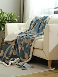 Фланель Полоски шерсть одеяла