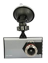 H08 720 x 480 1080x720 170 Graus DVR de carro 3polegadas LED Dash CamforUniversal Modo de Estacionamento Deteção de Movimento auto on /
