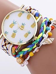 Mulheres Crianças Relógio Esportivo Relógio de Moda Relógio de Pulso Bracele Relógio Único Criativo relógio Relógio Casual Chinês Quartzo