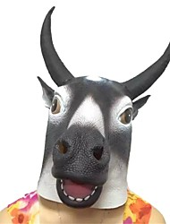 Fantasias de Cosplay Artigos de Halloween Animal Fantasias Festival/Celebração Trajes da Noite das Bruxas Outros MáscarasDia Das Bruxas