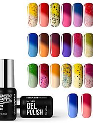 Gel UV para esmalte de uñas 7ml 1 Empapa Empapa de Larga Duración