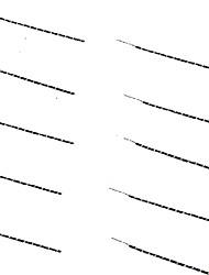 5W Fili luminosi 400 lm AC 12 V 0.3 m 12 leds Bianco
