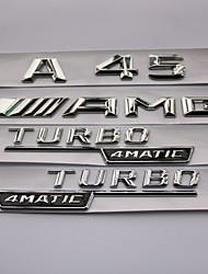 Автомобильная эмблема автомобильная марка автомобиля автомобильная задняя марка маркировка автомобильной решетки для 2016 г. mercedes-benz