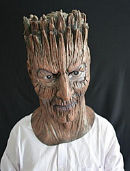 Halloween Horror Tree Demon Mask Head Sets Make-Up Dance Thriller Party Guards Props