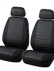 Autoyouth automobily sedadla kryty plné autosedačky kryty univerzální fit interiér příslušenství autoplachty kočka oči styl červená šedá