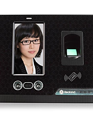 Realand-F500 Face Fingerprint Card Credit Card A Variety Of Identification-Free Software Large-Capacity Attendance Machine