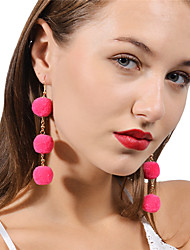 Women's Earrings Set Cute Style Fashion Personalized Alloy Ball Jewelry For Daily Casual Going out Street