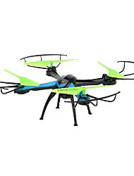 Drone JJRC H98WH Blue 4 Canaux 6 Axes Avec l'appareil photo 0.3MP HD FPV Retour Automatique Mode Sans Tête Vol Rotatif De 360 Degrés