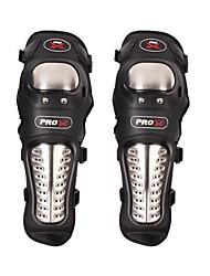 Pro-motocicleta motocicleta protetora joelho joelho protetor equipamento joelheiras de motocross ce aprovação guardas corrida aço