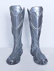 Обувь для косплэй Сапоги для косплея Overwatch Косплей Аниме Обувь для косплэй Кожа Искусственная кожа/Полиуретановая кожа Полиуретановая