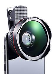 Lentille de téléphone portable cherllo 026 lentille macro externe grand angle de 0,6x
