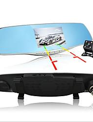 Generalplus (Taiwan) Full HD 1920 x 1080 DVR de voiture 4.3 pouces Écran 1 Caméra de Tableau de Bord