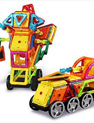 Bloques de Construcción Para regalo Bloques de Construcción Coche Hierro Forjado 1-3 años de edad 3-6 años de edad Juguetes
