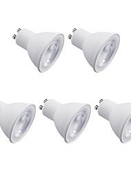 7W Focos LED 8 SMD 2835 600 lm Blanco Cálido Blanco Fresco 220 V 5 piezas GU10