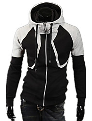 Men's Fashion Trend Personality Casual Sports Hooded Sweater