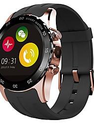 Reloj Smart Resistente al Agua Podómetros Deportes Cámara Monitor de Pulso Cardiaco Pantalla táctil Distancia de Monitoreo Información
