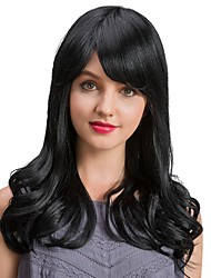 Perruques de cheveux humains à la mode pour les femmes